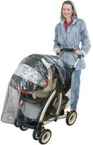 Jeep J is for Travel System Weather Shield, Baby Rain Cover, Universal Size to fit most Travel Systems, Waterproof, Windproof, Ventilation