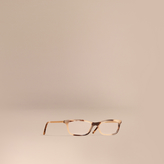 Burberry Gabardine Collection Cat-eye Optical Frames