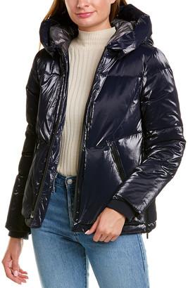 Cole Haan Grandseries Puffer Down Coat