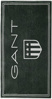 Gant Shield Beach Towel - 100x180cm - Anthracite