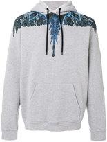 Marcelo Burlon County of Milan Amell hoodie - men - Cotton - S