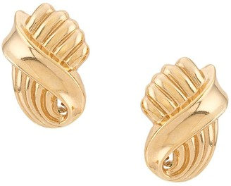 Christian Dior 1980s Pre-Owned Clip-On Earrings
