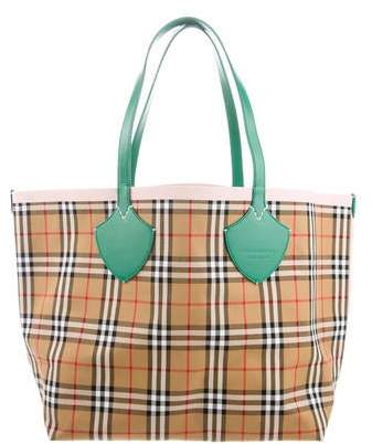 37a6c8e72 Burberry Tote Bags - ShopStyle