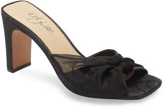 42 GOLD Savvy Bow Slide Sandal