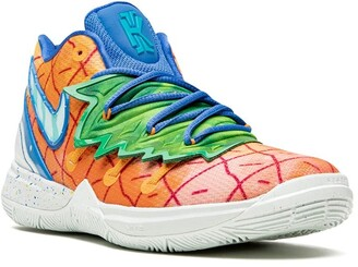 Nike Kids Kyrie 5 SpongeBob Squarepants sneakers