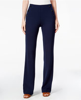 Style&Co. Style & Co. Pull-On Sailor Pants, Only at Macy's