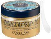L'Occitane One Minute Hand Scrub, 100ml