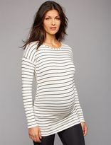 A Pea in the Pod Beyond The Bump Super Soft Maternity T Shirt