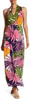 Tommy Bahama Remy Retro Print Linen Blend Dress