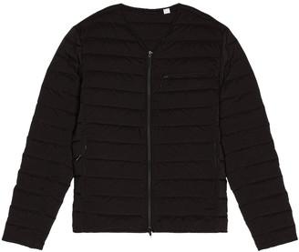 Yohji Yamamoto Light Down Liner Jacket in Black | FWRD