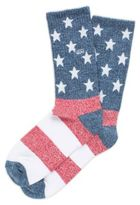 Vans American Flag Crew Sock 1 Pack