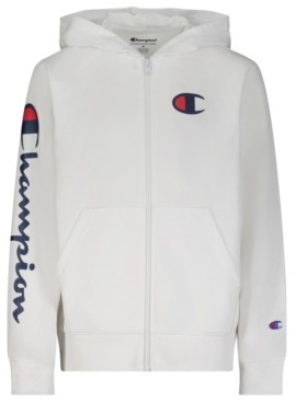 Champion Little Boys French Terry Zip Hoodie