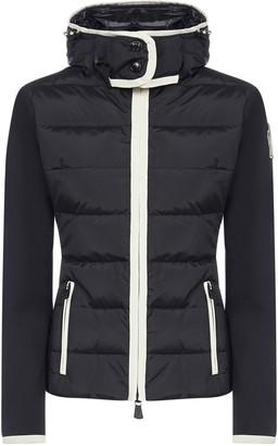 MONCLER GRENOBLE Zipped Hooded Jacket