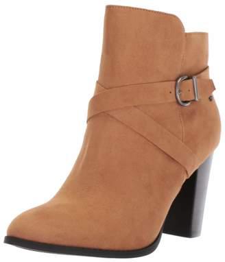 Callisto Women's Acceptance Fashion Boot Camel Suede 5 M US