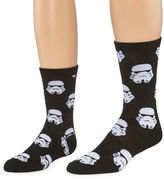 Star Wars STARWARS Dad & Lil Kid (Size 6-8.5) Novelty Socks
