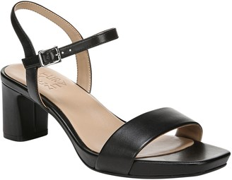 Naturalizer Heeled Leather Sandals - Ivy