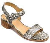 Sole Diva Block Sandals