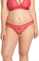 Cosabella Plus Size Women's Minoa Low Rise Thong