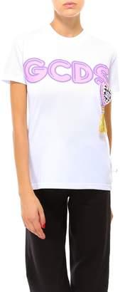 GCDS Pendant Detail Polly T-Shirt