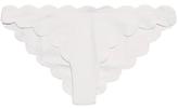 Marysia Swim Antibes Scallop Bikini Bottom