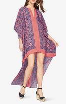 BCBGMAXAZRIA Cristen Paisley-Print Dress