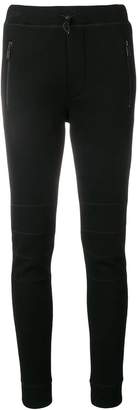 DSQUARED2 fitted track leggings