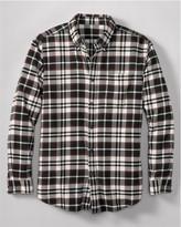 Eddie Bauer Men's Eddie's Favorite Flannel Relaxed Fit Shirt - Plaid