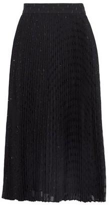 Haute Hippie 3/4 length skirt
