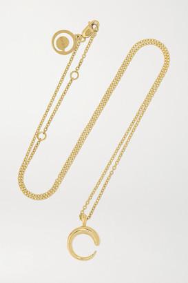 KHIRY Fine - Mini Khartoum 18-karat Gold Necklace - one size