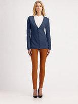 A.L.C. Crawford Wool Cardigan Sweater