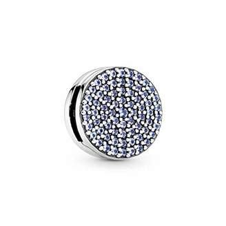 Pandora Reflections Silver Clip Charm Pavé Snowflake 797583C01