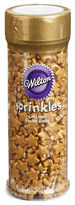 Wilton Pearlized Gold Star Sprinkles