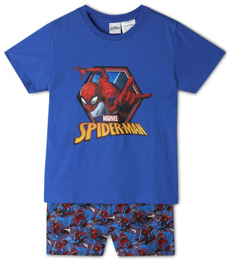 Milkshake Spiderman Blue Pyjama Set