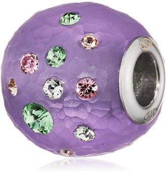 Belli Baci Charm in 925 Silver Swarovski Crystal with Other 314138