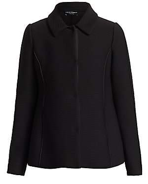 Emporio Armani Women's Padded Ottoman Jacket