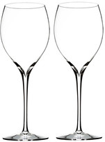 Waterford Crystal Elegance Chardonnay Wine Glasses Set of 2