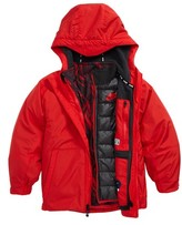 Nike Toddler Boy's Systems 3-In-1 Jacket