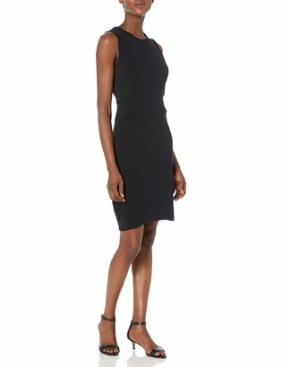 Lark & Ro Women's Sleeveless Scoop Neck Dress