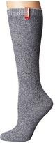 Hunter Underknit Mouline Sock