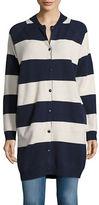 Vero Moda Striped Knit Cardigan