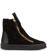 Giuseppe Zanotti Effie high-top sneakers