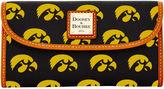 Dooney & Bourke NCAA Iowa Continental Clutch