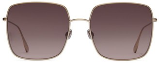 Christian Dior DiorStellaire1 59MM Square Sunglasses