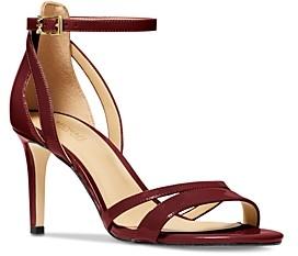 MICHAEL Michael Kors Women's Kimberly High Heel Sandals