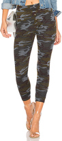 Stateside Camo Thermal Legging in Blue. - size L (also in M,S,XS)