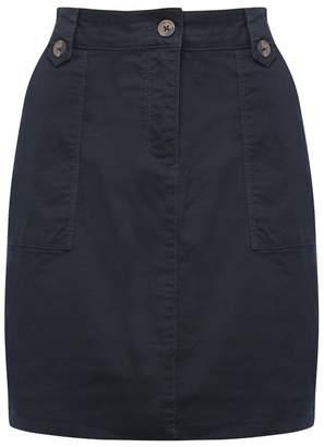 M&Co Petite utility skirt