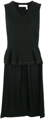 See by Chloe Studded Peplum Top