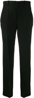 Gucci Cropped Straight-Leg Trousers