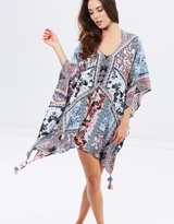 Jets V-Neck Kaftan