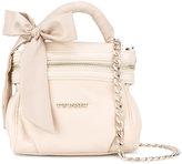 Twin-Set chain strap cross-body bag - women - Polyamide/Polyester - One Size